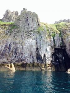 Jenny's cove Lundy - Ilfracombe Sea Safari, North Devon